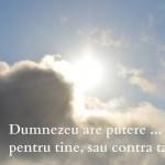 Dumnezeu are putere, Exod 14