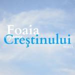 FOAIA CREŞTINULUI, logo 2